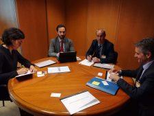 El Cluster de Maquinaria Agrícola presenta su Plan Estratégico en el Ministerio de Industria