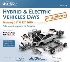 EL CAAR ORGANIZA LOS «HYBRID & ELECTRIC VEHICLES DAYS»