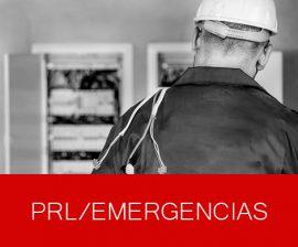 PRL y Emergencias